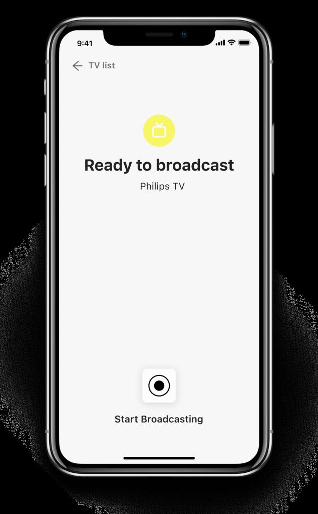 mirror iphone to philips tv