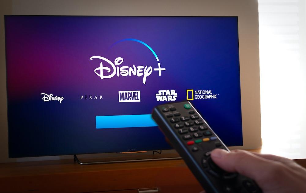 disney plus tv
